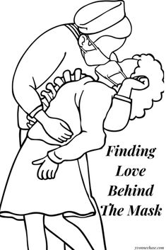 Finding Love Behind The COVID-19 Mask - Yvonne Chase — Yvonne Chase Sisters In Christ, Finding Love, Reading, Party, Reading Books, Parties