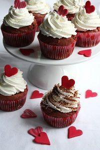 Red Velvet Cupcakes - Ricetta Originale - Bimby