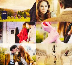 the doctor and amy pond…and the days that never came.
