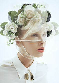 BEAUTY ALPHABET - OUR NEW EXCLUSIVE BEAUTY EDITORIAL  CHECK IT OUT