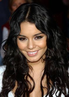 Vanessa Hudgens, actress, singer (Irish, Native American, Chinese, Filipino, Spanish)