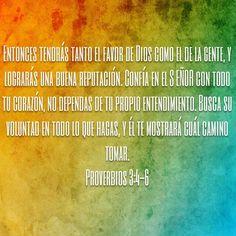 Proverbios 3.4