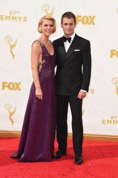 The best dressed couples at the Emmy awards