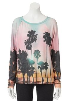 SO® Graphic Print Sweatshirt - Juniors #Kohls