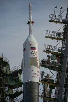 Soyuz pronto al lancio il 27 marzo