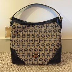 "Michael Kors Millbrook Purse Authentic Michael Kors Millbrook purse. New, never used. Measures approx 14"" wide. 12"" atl. Strap drop of 7"". Michael Kors Bags"