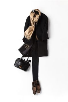 like this look for Autumn and running round after kids! Estilo Fashion, Fashion Mode, Office Fashion, Look Fashion, Ideias Fashion, Fashion Outfits, Fall Winter Outfits, Autumn Winter Fashion, Mode Style