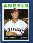 For Sale - 1964 Topps Art Fowler Los Angeles Angels #349 Baseball Card - http://sprtz.us/LAAngelsEBay