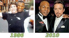 Robert & Mike Tyson
