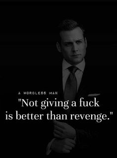 Harvey You Fucking Rong - Frauen-Sportbewegungen Wise Quotes, Attitude Quotes, Success Quotes, Motivational Quotes, Inspirational Quotes, Harvey Specter Quotes, Suits Quotes, Gentleman Quotes, Genius Quotes