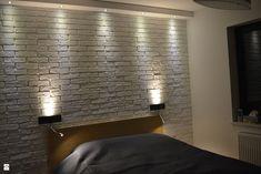 Sypialnia styl Nowoczesny - zdjęcie od LAMPSTUDIO Projektowanie oświetlenia i wnętrz - Sypialnia - Styl Nowoczesny - LAMPSTUDIO Projektowanie oświetlenia i wnętrz