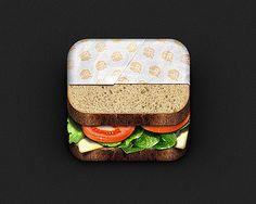 525730-Sandwich-iOS-icon.jpeg by eebay, via Flickr