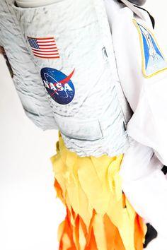 Rocket Astronaut Costume | Oh Happy Day!