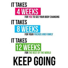 It's been 1 week.. I can do this! And, I really like it! I. Love. Running.