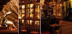 Beautiful bar in Lisbon.