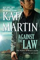 OneClickDigital eAudiobook - Against the Law by Kat Martin