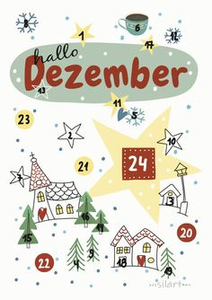 Hallo Dezember Hallo November, Welcome December, Bullet Journal And Diary, Bullet Journal Layout, Hello December Tumblr, Happy Greetings, Cactus Plant Pots, Not Your Baby, Frases