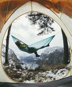 Essential Winter Camping Hacks : @zeppaio #campingvibes
