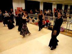 Mercedes Ruiz - Curso Tangos Tango, Spanish Dancer, Dance Videos, Belly Dance, Prom, Youtube, Senior Project, Folklore, Beautiful