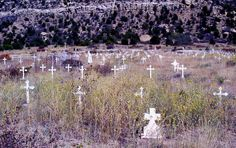 A ghost town with ghosts? Now that's unnerving.                                                                                                                                                                                 More