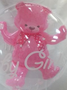 Baby basket red bear and wine from sendabasketsa unley south baby girl pink bear from sendabasketsa unley south australia facebook gift baskets hampers and boxes for all those special occasions new negle Images