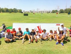 Awesome week at the Golf DXB Spring Camp!! So much fun with such great kids