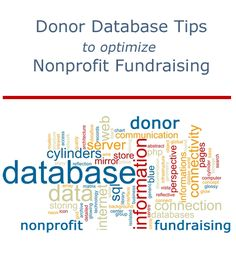 How to write a lapsed donor letter fundraising letters pinterest 7 donor database tips to optimize nonprofit fundraising expocarfo Choice Image