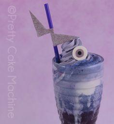 Recipe: (Steven Universe Dessert Series, Pt. 10) Sugilite's Boozy Berry Float | Pretty Cake Machine