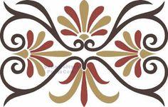 pintura decorativa dibujos étnicos - Buscar con Google