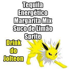 Poke Drink do Jolteon