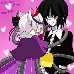 THIS is a ship I approve of. I'm not  a big fan of Mangle x Foxy ;-;