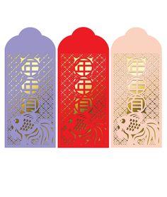 Envelope Design, Red Envelope, Chinese Element, Red Packet, New Year Designs, Love Design, Banner Design, Business Card Design, Packaging Design