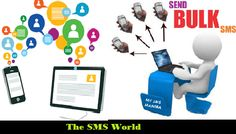 The SMS World is leading and best bulk sms service in India