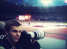 Billy Rowlinson was the youngest photographer at the 2012 London Olympics, aged only 18. Click for his story and tips!
