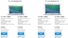 Apple launches new MacBook Airs with faster Haswell processors, drops prices by $100