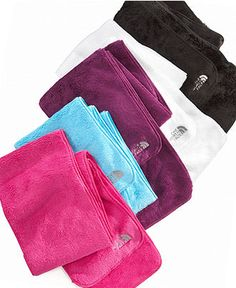The North Face Girls or Boys Denali Thermal Scarf - Kids Girls 7-16 - Macy's