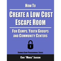 "Escape Rooms are a type of physical adventure game in which a group of people are locked in a room and have to solve a series of puzzles, find clues, and escape the room within a set time limit. Escape Room facilities can be found all over the world. While ""Escape Room"" is the most widely used term for these types …"