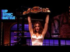 Singer and Scorpion Star Katharine McPhee wins Lip Sync Battle. April 7, 2016