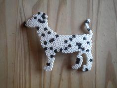 Dog hama perler by Creablog Valerie