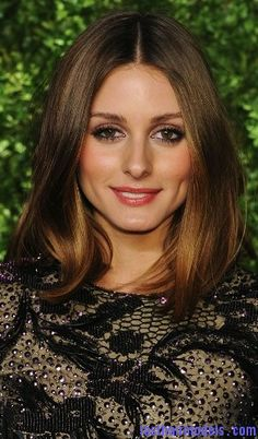 olivia palermo - love this hairstyle.