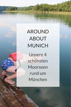 Hier stellen wir Euch unsere vier schönsten Moorseen zusammen. #moorseen #baden #münchen