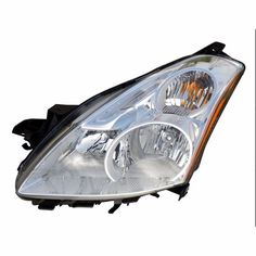 HEADLIGHT FIT NISSAN ALTIMA 10-12 - DRIVER SIDE  (Sedan; Halogen) NI2502190 #AftermarketProducts