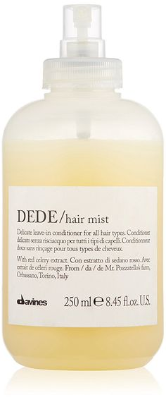 Dede Delicate Daily Conditioner by Davines for Unisex - 8.45 oz Conditioner ** This is an Amazon Affiliate link. You can get more details by clicking on the image.