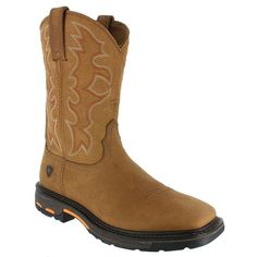 Ariat Men's Workhog Square Toe Work Boots