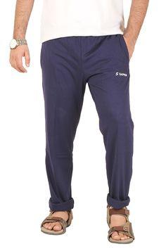 Buy Online SAPPER Blue Hosiery Lower Comfortable & For all Season only on GetAbhi.com