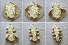 How to make Karjalanpiirakka - traditional Finnish Karelian pies