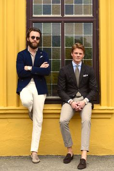 Men's Street Style Inspiration Gents Fashion, Mens Fashion Blog, Suit Fashion, Moda Men, Herren Style, Suit And Tie, Gentleman Style, British Style, Stylish Men