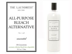 "The Laundress - Bio Allzweck-Bleichmittel ""Bleach Alternative"" Bleach Alternative, Lotion, Bottle, Nursing Care, Textiles, Flask, Lotions, Jars, Cream"