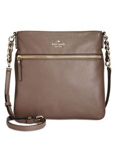 50eb7fb6ee0 kate spade new york Cobble Hill Ellen Crossbody Handbags   Accessories -  Macy s