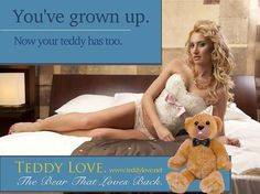 A Teddy Bear Vibrator, Because Nothing Is Sacred Anymore